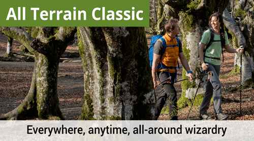 LOWA All Terrain Classic, Everywhere anytime all-around wizardry