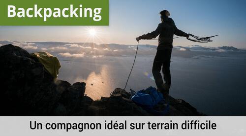 LOWA Backpacking, Un compagnon idéal sur terrain difficile.