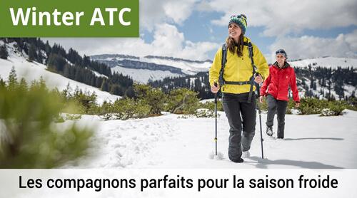 Winter ATC, Les compagnons parfaits pour la saison froide.