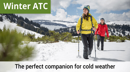 LOWA Winter ATC, The perfect companion for cold weather